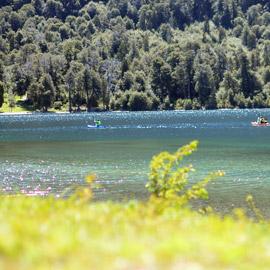 Atividades no Lago Gutiérrez Lado Sudeste