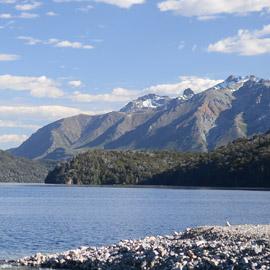 Actividades en Huella Andina, Lago Mascardi