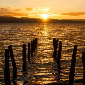 Actividades en Bahía Serena, Lago Nahuel Huapi