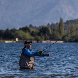 Actividades de Pesca Deportiva