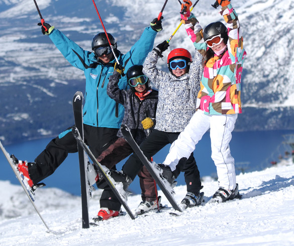 Actividades de esquí
