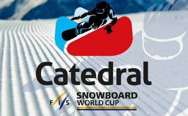 Bariloche será sede del Mundial de Snowboard Cross