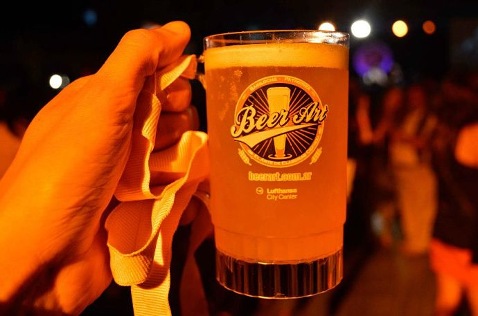 Fiesta de la Cerveza Artesanal. Cerveza y Rock!!!!
