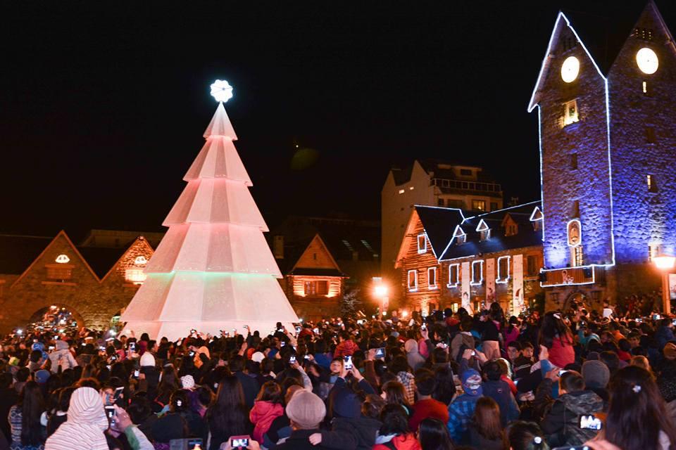 En Bariloche la navidad es especial. Pedile mucho mas