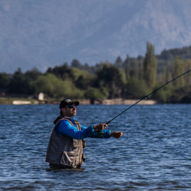 Atividades de Pesca Desportiva