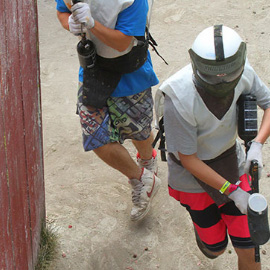 Turismo Joven Paintball