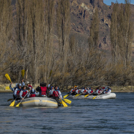 Turismo Joven Rafting
