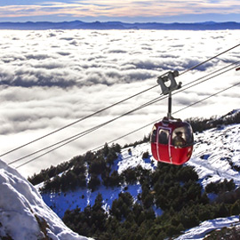 Mount Otto Cable Car