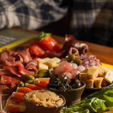 Gastronomia em Bariloche