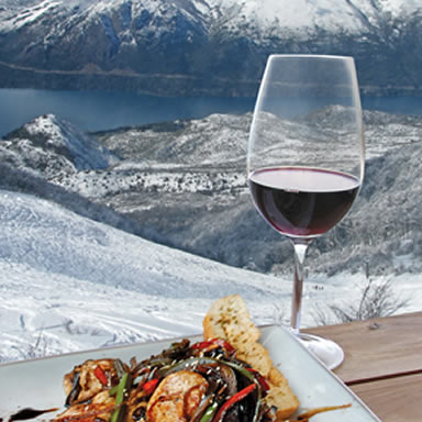 Cuisine in Bariloche