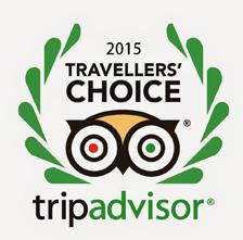 TripAdvisor Bariloche Award