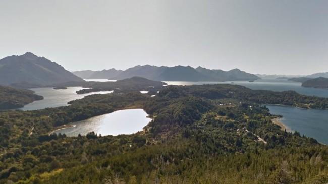 Google: Bariloche en 360º