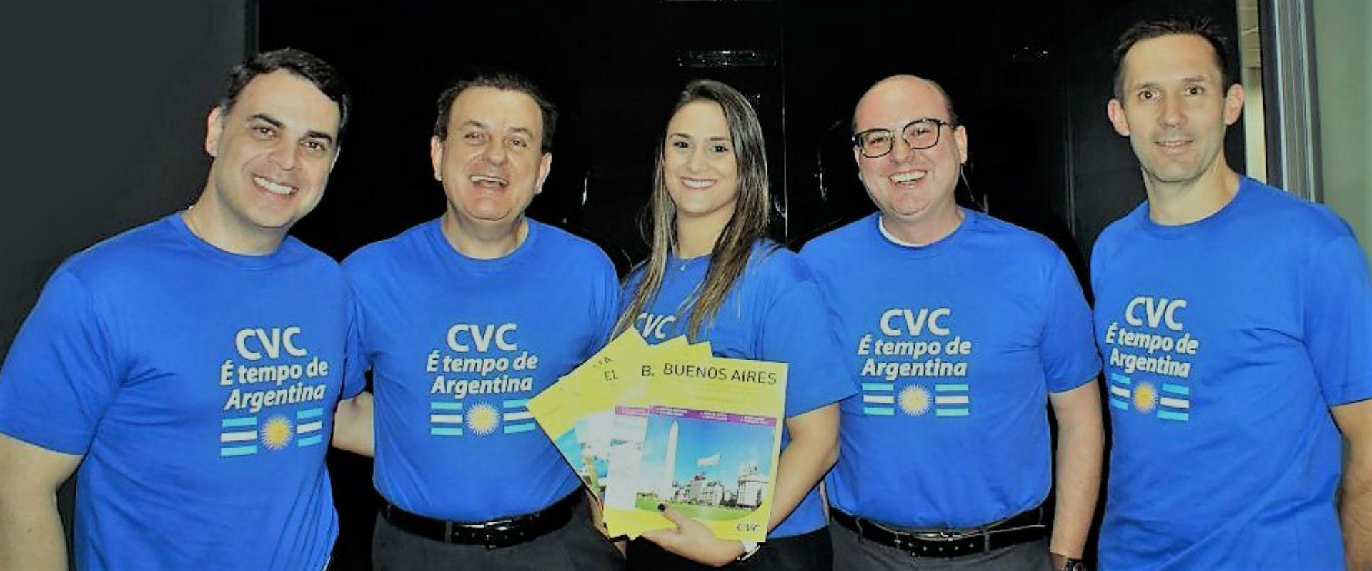 CVC faz aniversário e lança promoção para Bariloche