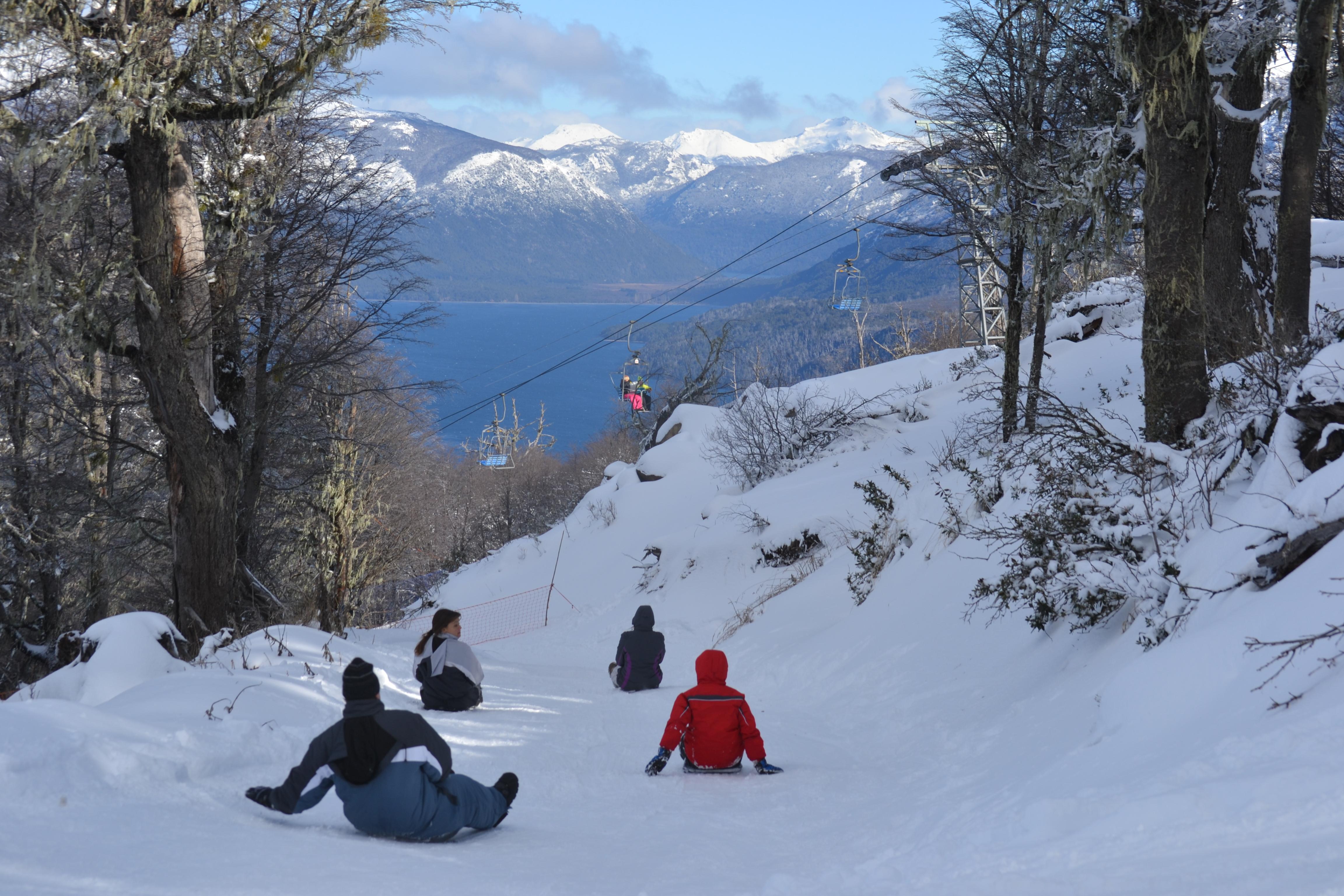Bariloche lanza el invierno