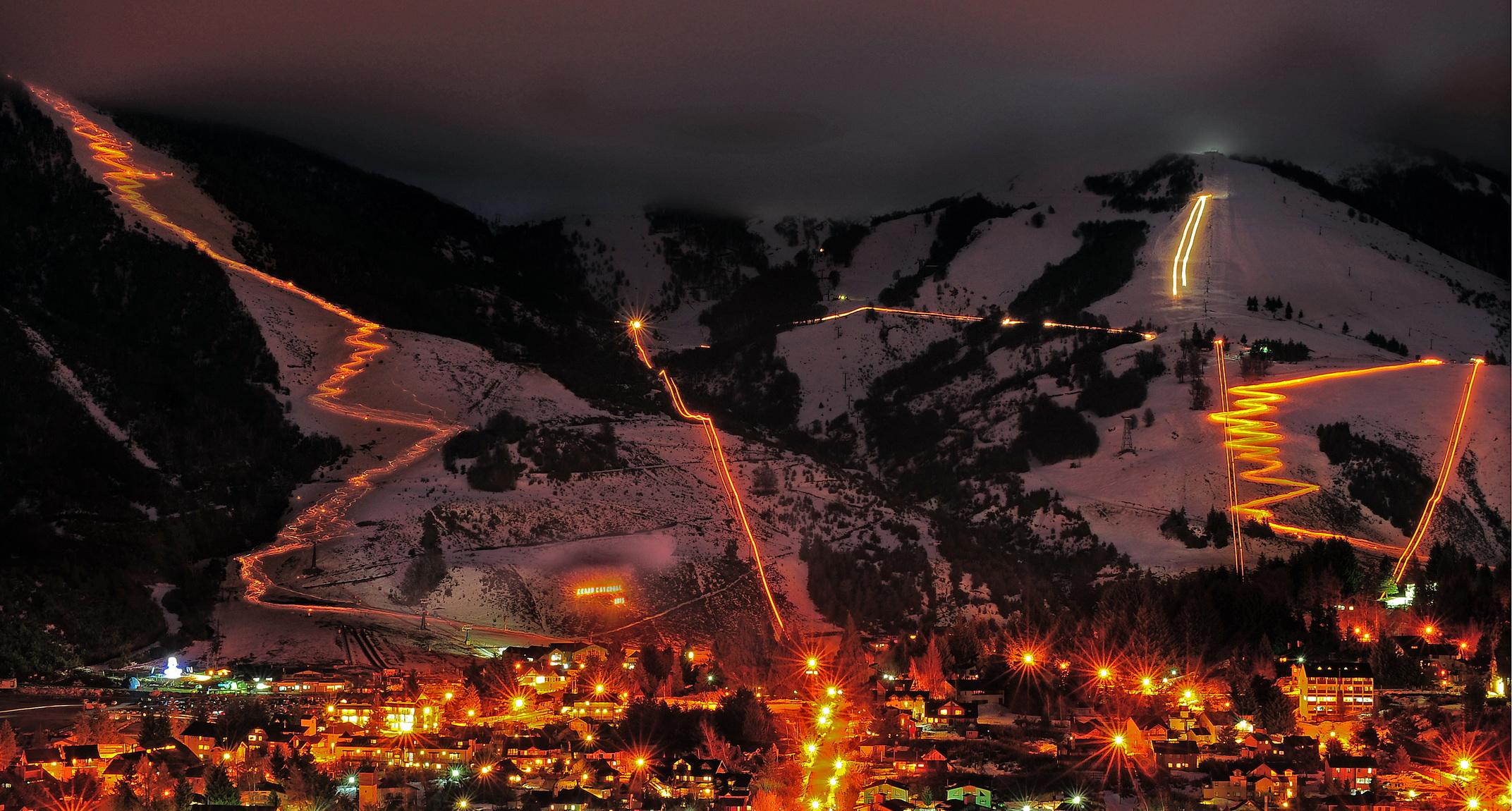Bariloche, el destino de nieve más elegido en la Argentina