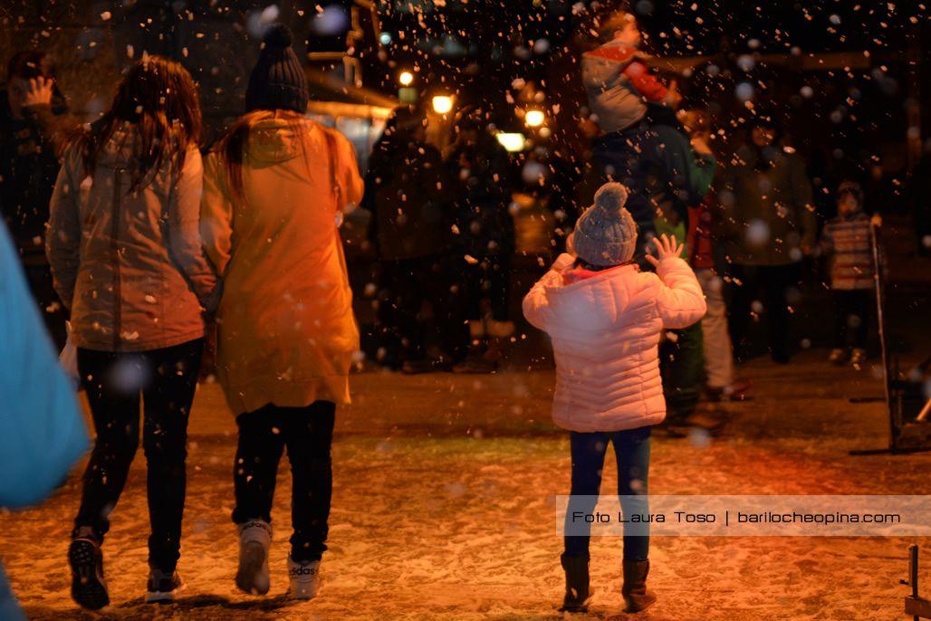 La Fiesta de la Nieve se vive en el Centro Civico