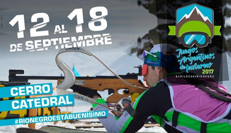 Comienzan en Bariloche los Juegos Argentinos de Invierno