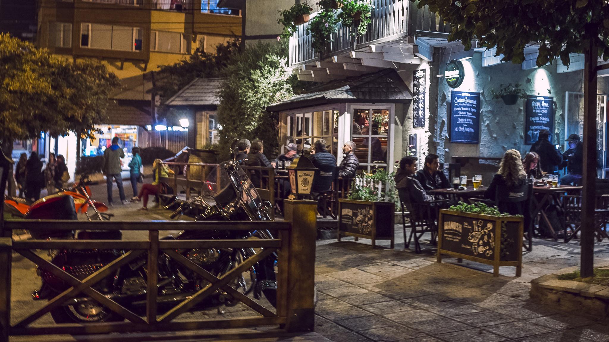 Vuelve la peatonal cervecera a Bariloche