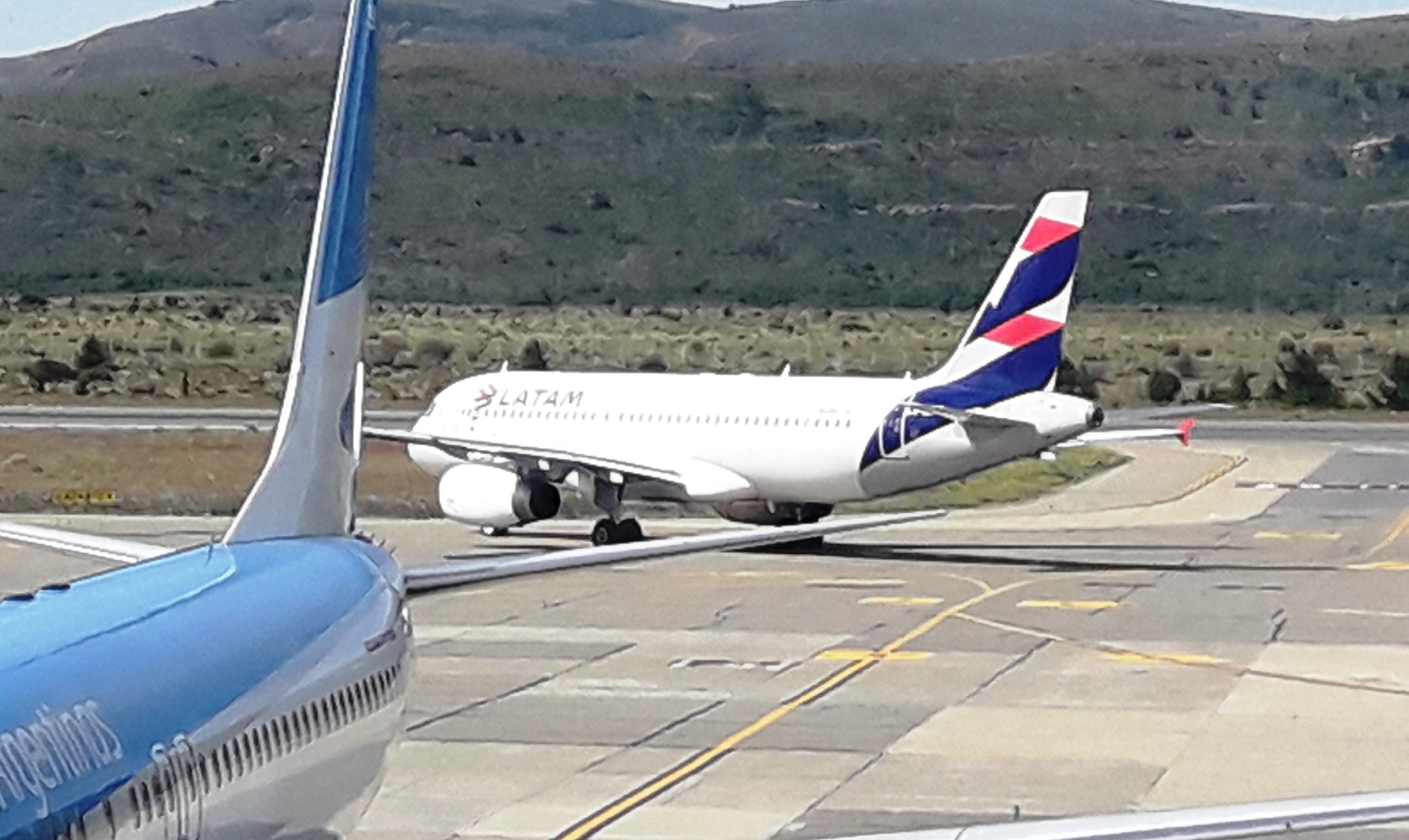 Latam ya conecta Bariloche y Santiago de Chile