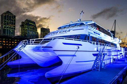 Nuevo catamarán para Bariloche