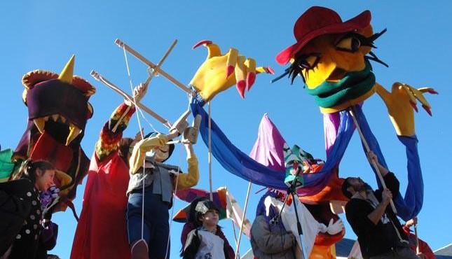 Festival de Titiriteros Andariegos