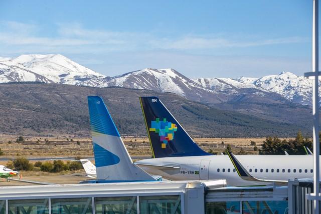 Aerolineas: mas vuelos para el invierno