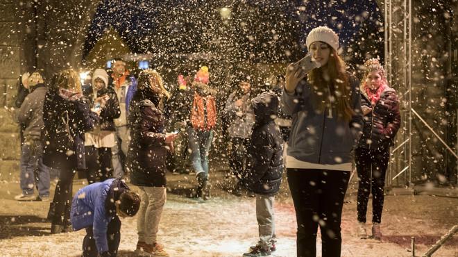 Fiesta Nacional de la Nieve: agenda