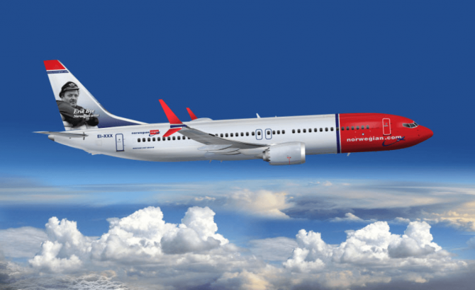 Low cost noruega comienza a volar a Bariloche