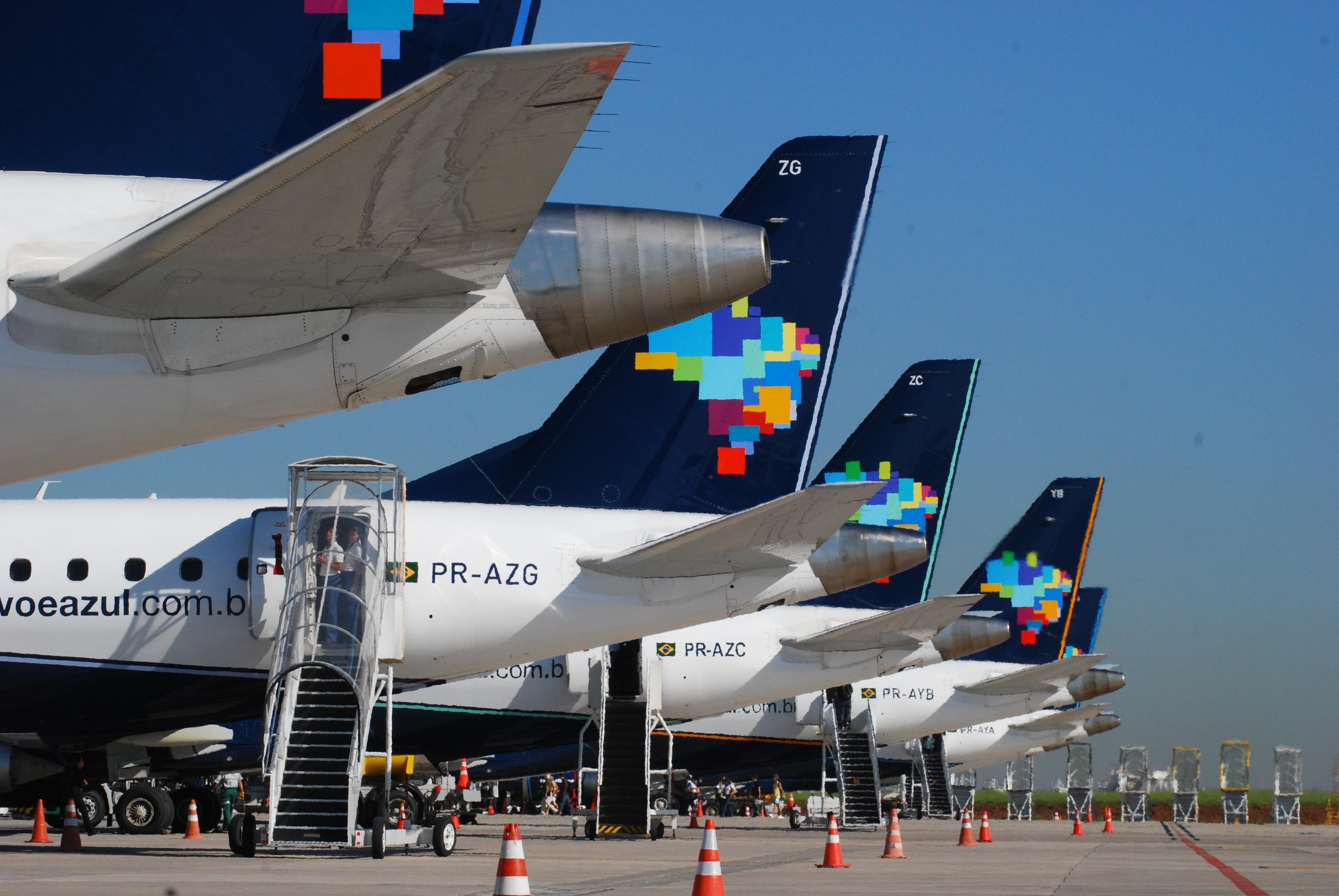 Invierno 2019: LATAM y Azul anuncian vuelos directos San Pablo Bariloche