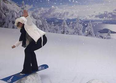 Tiempo loco: nevó en San Pablo!!