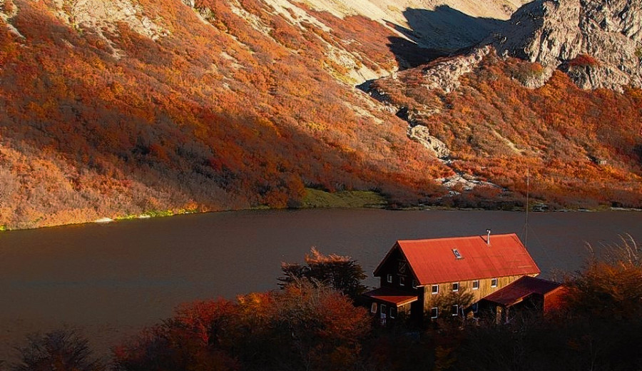 Otoño: temporada de colores y naturaleza.