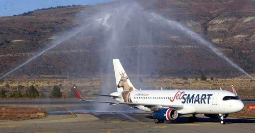 Jet Smart llegó a Bariloche