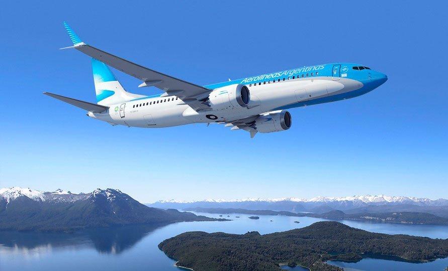 En invierno, Bariloche tendrá récord de llegada de vuelos