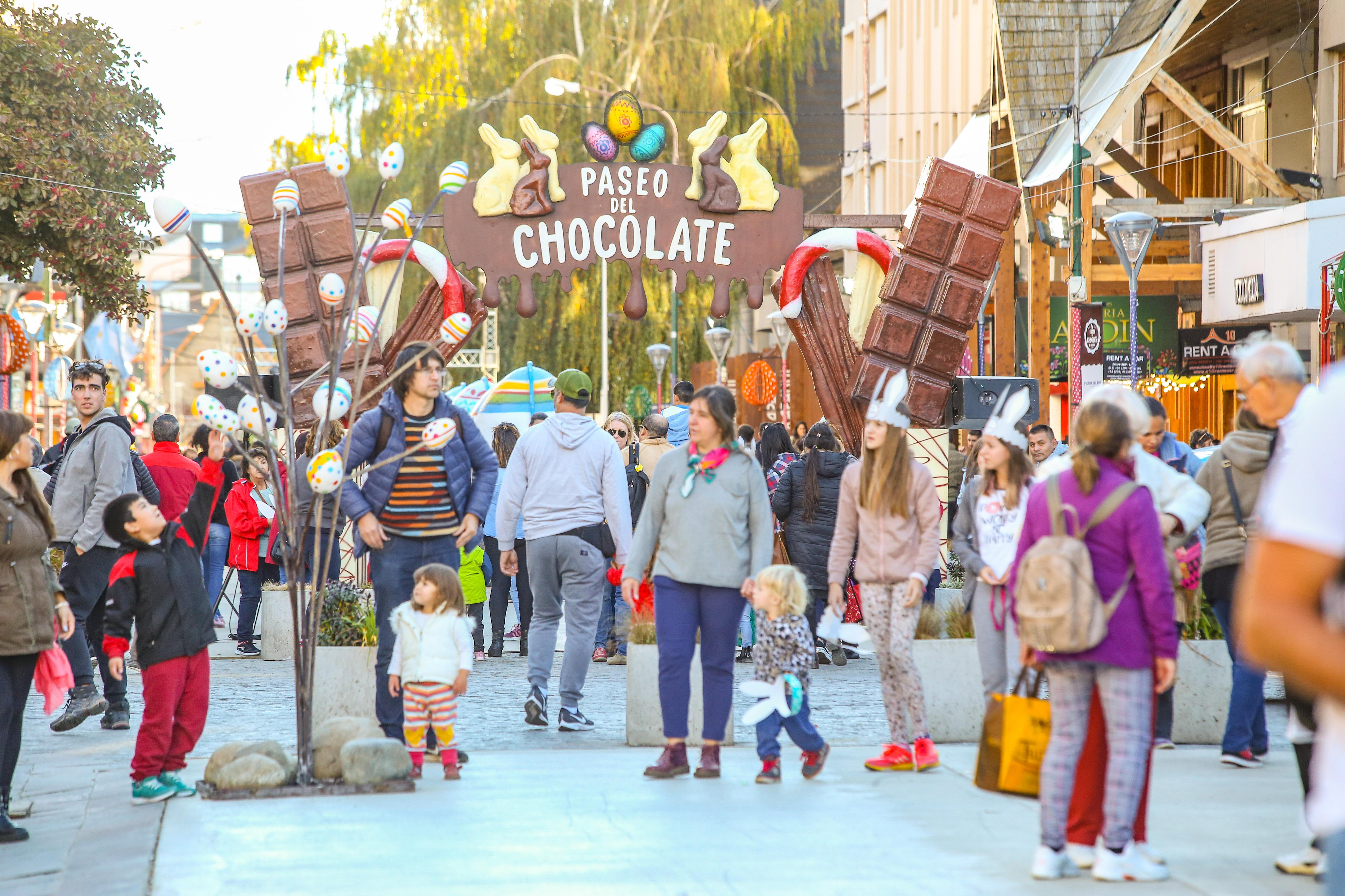 Bariloche se prepara para vivir La Fiesta del Chocolate