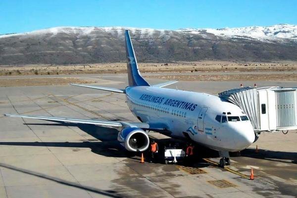 Aerolineas Argentinas unira San Pablo y Bariloche en invierno