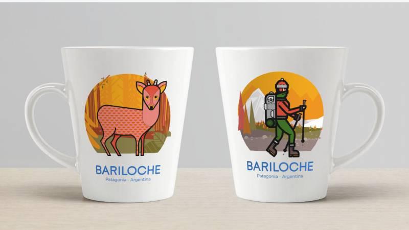 La marca Bariloche representa al país en la Bienal Iberoamericana de Diseño