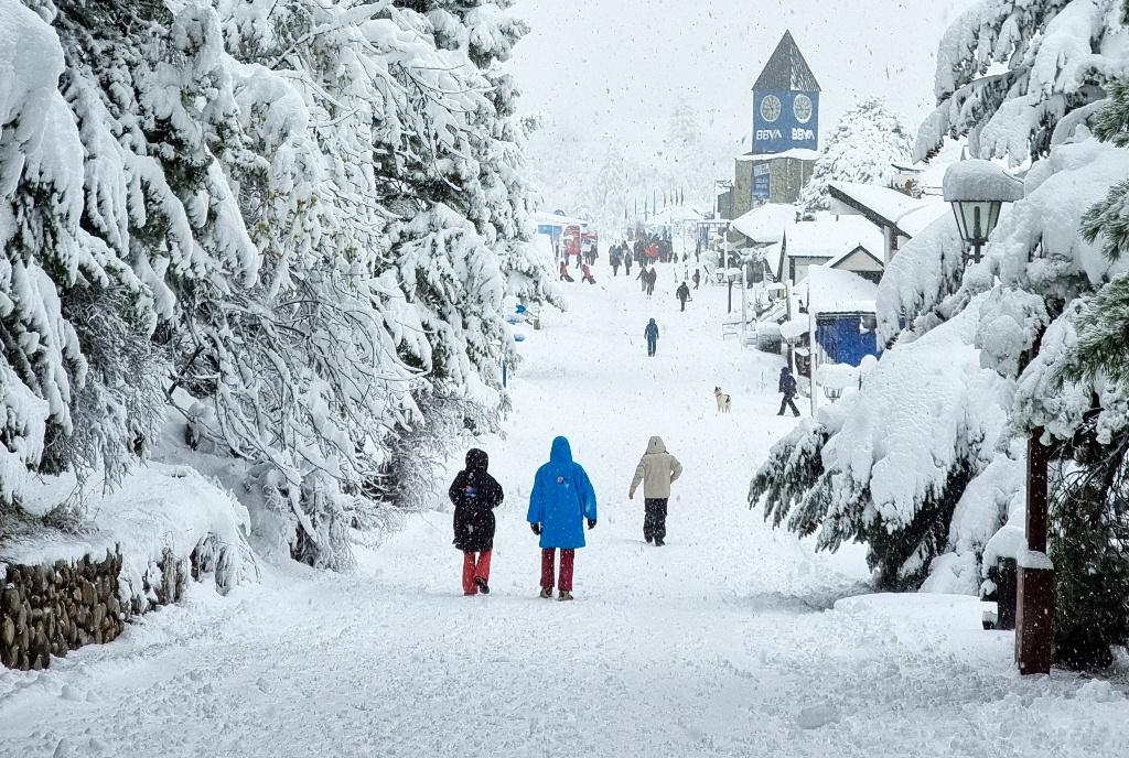 Bariloche: el premio de la nieve!!!