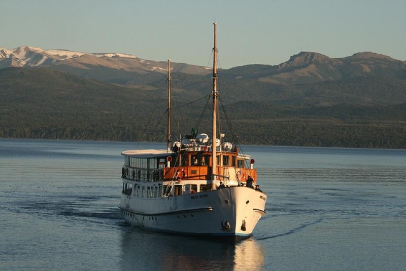 La Modesta Victoria volvió a navegar