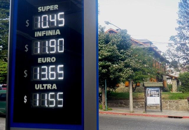 Otra ventaja: combustibles mas baratos!