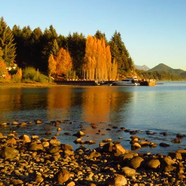 Fall in Bariloche