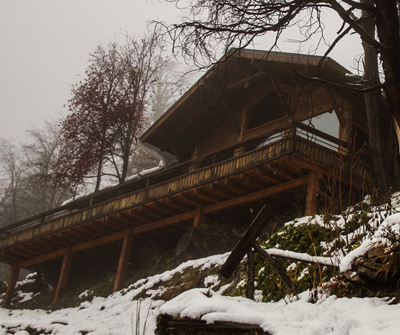 Berghof Hut